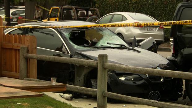 La Isla crime scene. Image credit CBS News.